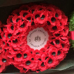 Wreath at the Menin Gate